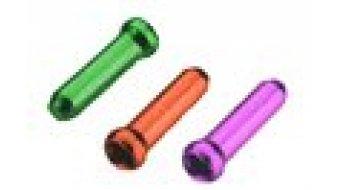 Jagwire aluminio cable Bowden interior-vainas finales juego 1.8mm (a 30 uds.)