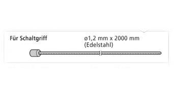 Shimano 变速线内线 1,2x2100mm