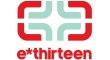 e.thirteen-Logo