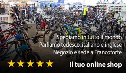 Il tuo bici online shop