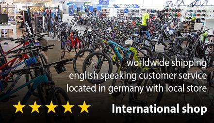 International bike shop