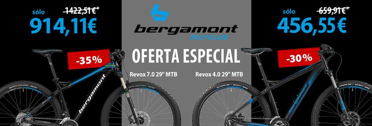Oferta especial: Bergamont Revox 4.0 and 7.0