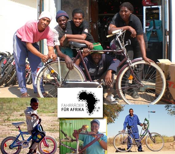 Fahrräder für Afrika e.V.