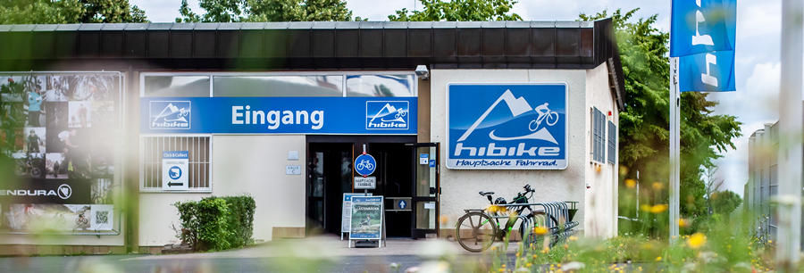 HIBIKE Fahrradgeschäft in Kronberg