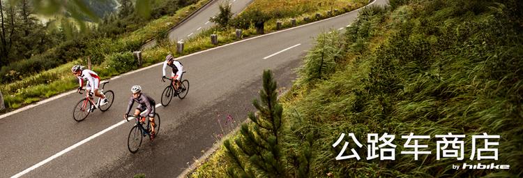 公路自行车 - 速度机器