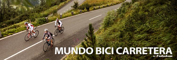 Bicicletas de carretera - más rápido en el camino