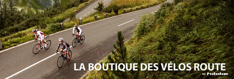 La boutique des vélos route - Tout ce dont a besoin le cycliste sur route