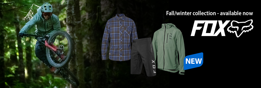 The fall/winter collection by FOX