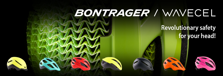 Protect your head – revolutionary safety thanks to Bontrager WaveCel
