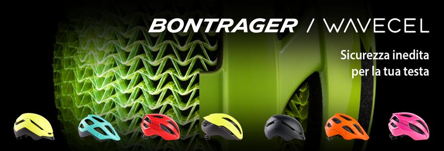 Proteggi la tua testa - massima sicurezza grazie al Bontrager WaveCel