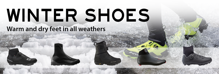 Winter shoes for warm and dry feet