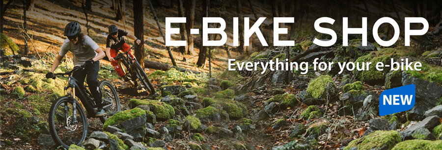 E-Bike Shop: Everything for your E-Bike