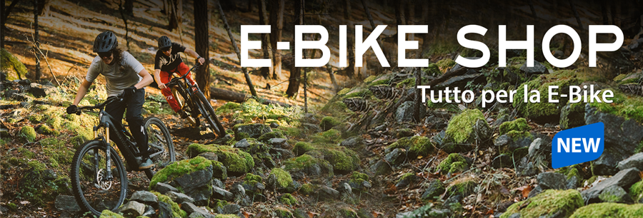 E-Bike Shop: Tutto per la  E-Bike