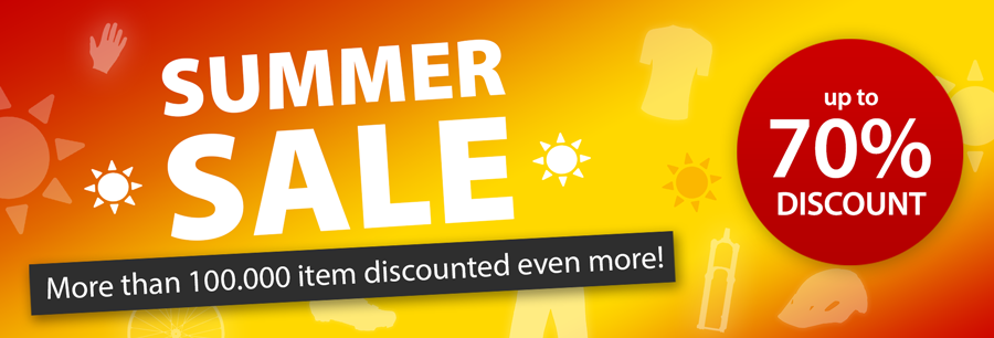 More than 100.000 items discounted even more!