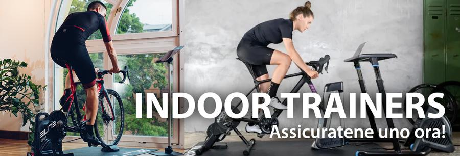 Indoor trainers - Assicuratene uno ora!