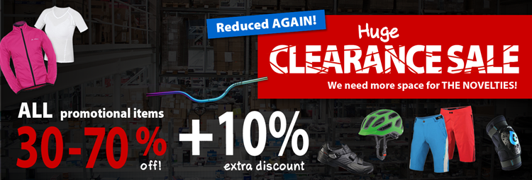 10% extra discount on remnants