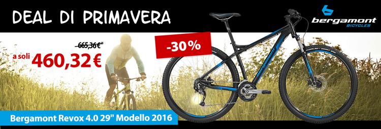 Offerta: Bergamont Revox Mountainbike