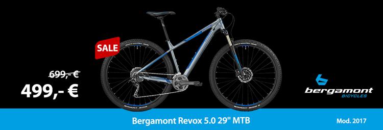 Bergamont Revox 5.0 MTB zum Sonderpreis