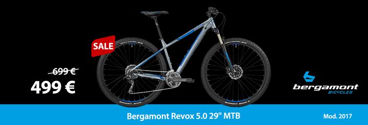 Sale: Bergamont Revox 5.0 MTB