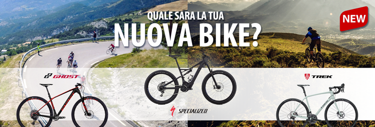 Bikes 2018 - 1.000 bici disponibili a magazzino