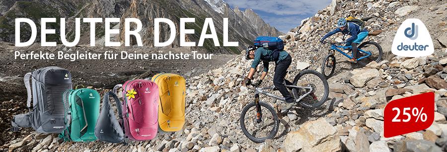Deuter Deal: Top-Rucksäcke zum Sommer-Preis