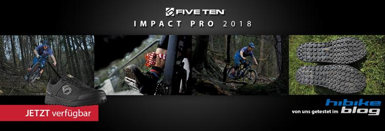 Der neue Five Ten Impact Pro 2018