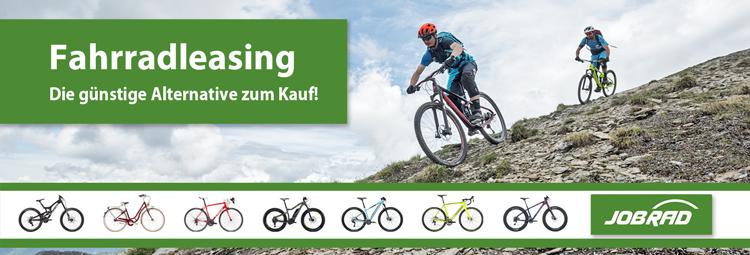 Fahrradleasing - die günstige Alternative zum Fahrradkauf