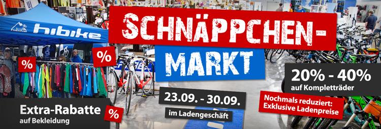 HIBIKE Schnäppchen-Markt