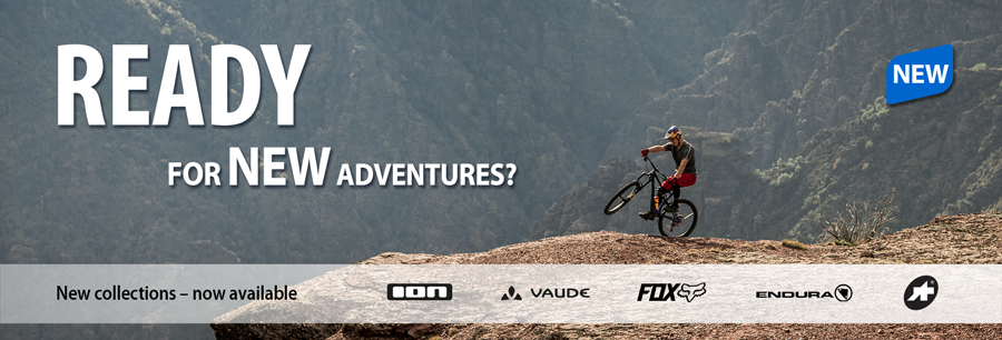 Shop new collections form Assos, Vaude, Ion and many more online at HIBIKE