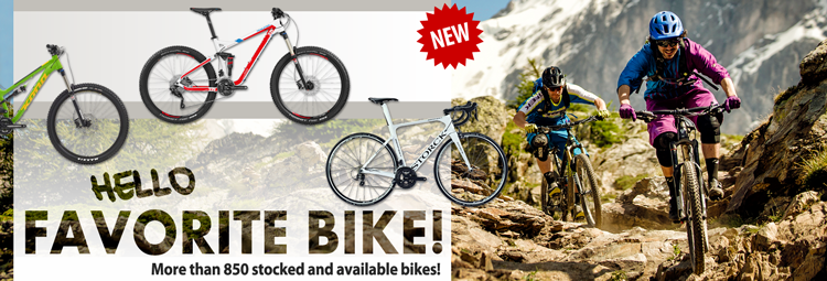 Check your new favorite bike 2016
