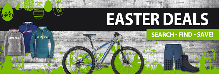 Easter deals - save up to 80%