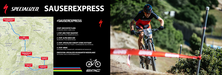 Specialized Sauser Express