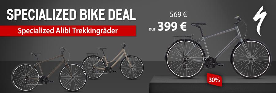 Specialized Trekkingbike nur 399 €