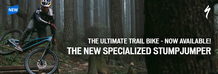 The new Specialized Stumpjumper