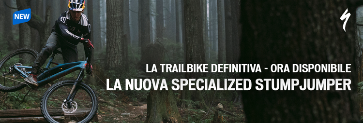 La nuova Specialized Stumpjumper