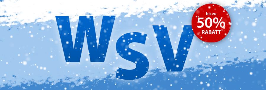 WSV – bis zu 50% Rabatt auf Winterbekleidung