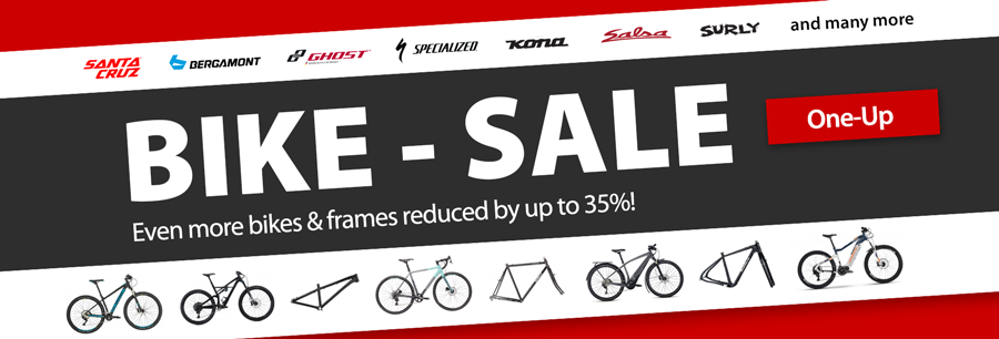 Summer Bike Sale: up to 35% off bikes