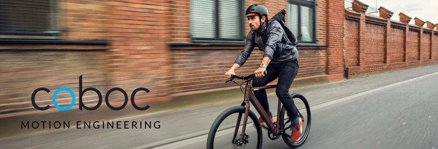 Coboc E-Bikes online kaufen - formschöne und intelligente Pedelecs