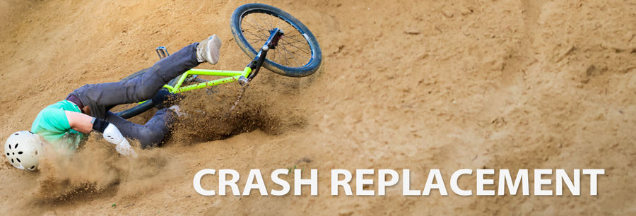 Crash Replacement 事故更换程序