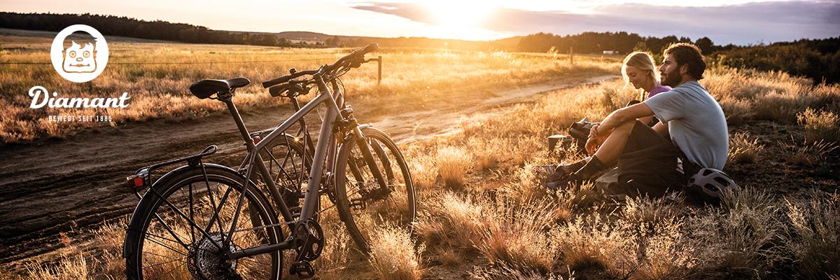 Diamant Fahrräder online kaufen - Diamant Fahrräder, E-Bikes und S-Pedelecs