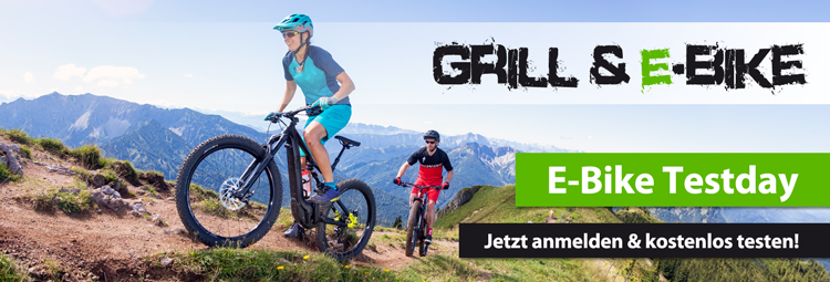 E-Bike Testday + angrillen bei HIBIKE in Kronberg