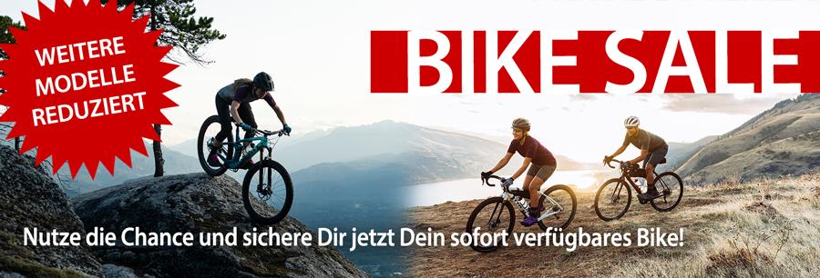 Bike Sale: Sichere Dir jetzt Dein neues Fahrrad