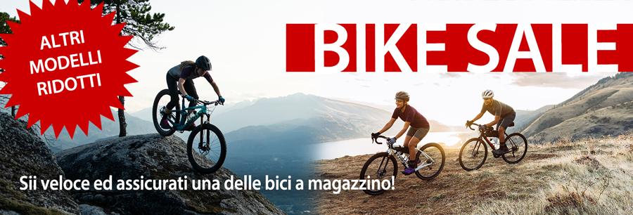 Bike Sale: assicurati ora la tua nuova bici