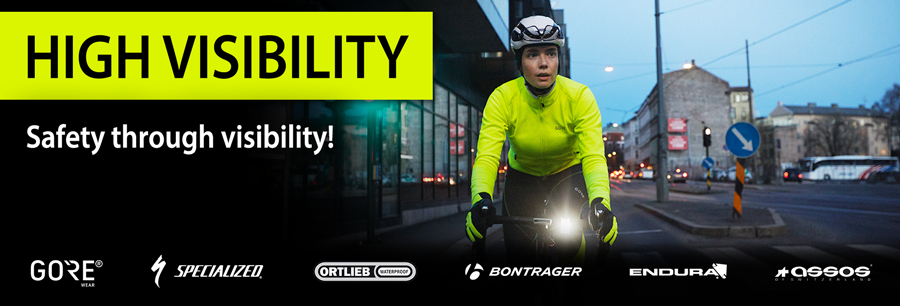 High Visibility: Safety through visibility