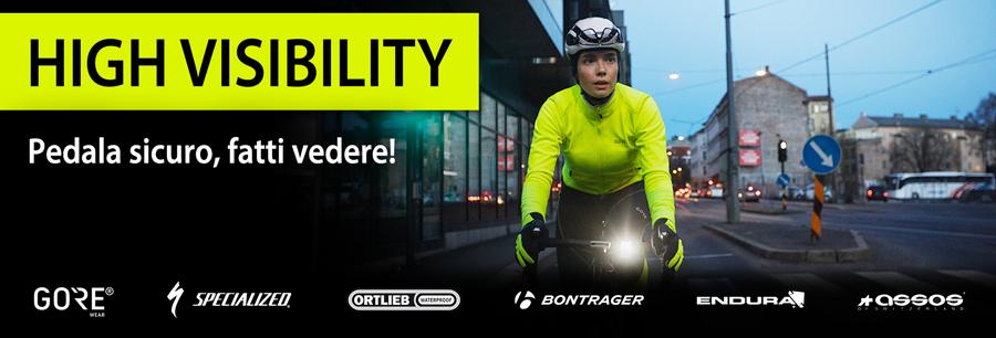 High Visibility: Sicurezza e visibilita!