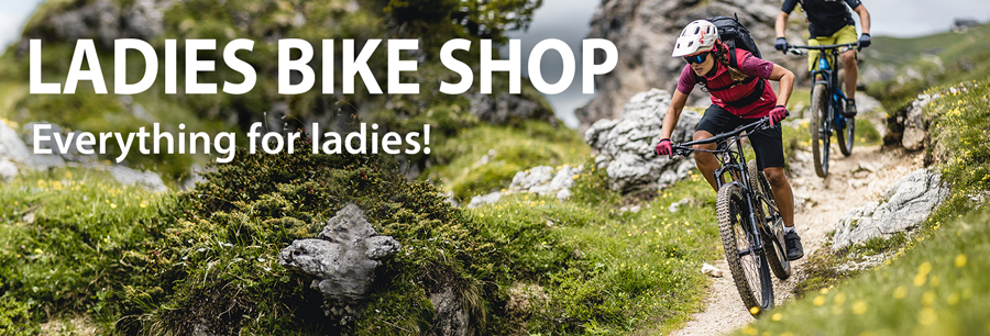 HIBIKE Ladies Bike Shop!