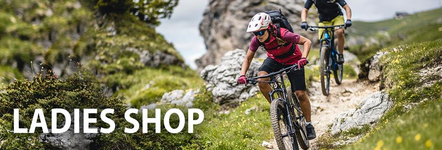 Ladies Shop bei HIBIKE - Alles was die Bikerin braucht online sicher kaufen