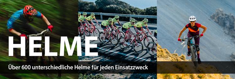 Fahrrad-Helme online kaufen bei HIBIKE