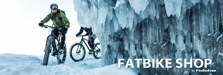 Fatbike Shop at HIBIKE - purchase everything for fat tire bikes online