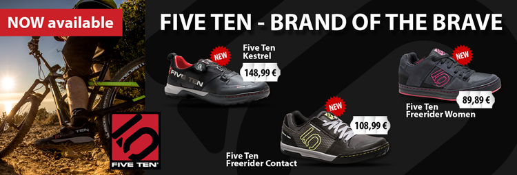 Five Ten mtb shoes